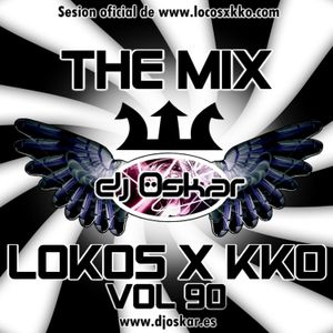 DJ OSKAR - LOKOS X KKO - THE MIX 5