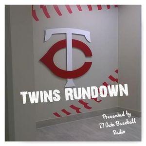 Twins Prospect Jaylin Davis Live On Twins Rundown.