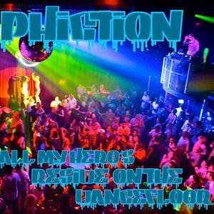 Dj Phiction - All My Heros Reside On The Dancefloor