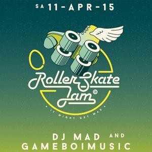 DJ MAD - Roller-Skate Jam 11.04.1015 Mix