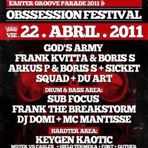Du'ArT @ Obsession Festival , Florida 135 _ Spain  22.04.2011