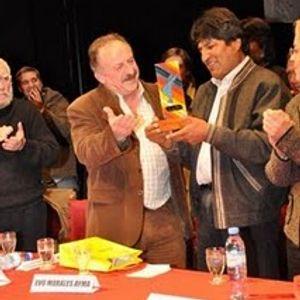 Bloque 4: segunda parte de la emisión del Presidente Evo Morales