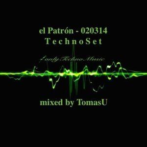 el Patrón - 020314 byTomasU