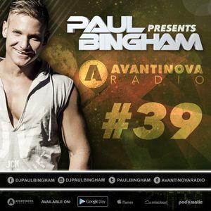 #39 - PAUL BINGHAM - AVANTINOVA RADIO