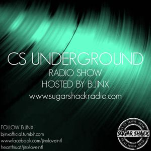 B.Jinx - Live on Sugar Shack (CS Underground 9 July 17)