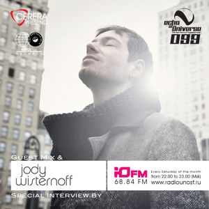 "CERERA pres. Radio-Show ""Echo of The Universe"" 099 Guest mix & Special Interview by Jody Wisternoff"
