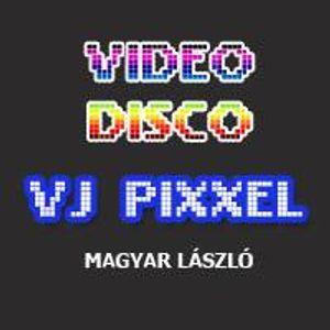 VJ Pixxel - Yearmix 2015 (light)