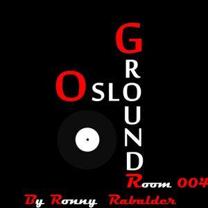 OsloGroundRoom 004 with Ronny Rabalder