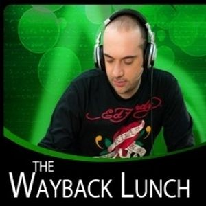 DJ Danny D - Wayback Lunch - Jan 09 2017 - Classic House / Euro