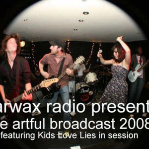 EAR14:08 - The Artful Broadcast 2008