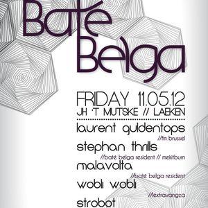 Laurent Guldentops - BatéBelga III Live Dj-set
