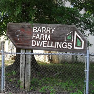 Historic Preservation of Barry Farms on Gentrification or Displacement on We Act Radio