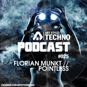Art Style: Techno | Podcast #025 : Pointless