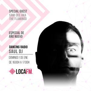 DANCING RADIO Nº: 380 (ESPECIAL SAMI DEE - AÑO NUEVO - 2016-2017)
