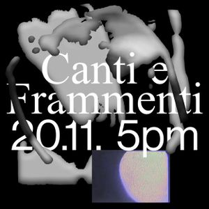 Canti e Frammenti Nr. 02
