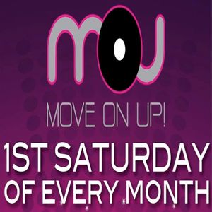 MOVE ON UP! Summer Party #1 - 03.06.17