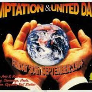 DJ Sy Live @ Temptation & United Dance 30-9-94