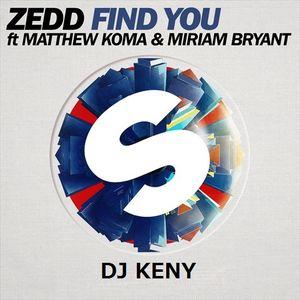 Mix Find You - Dj Keny