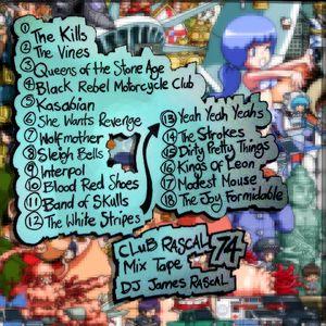 Club Rascal Mix Tape 74