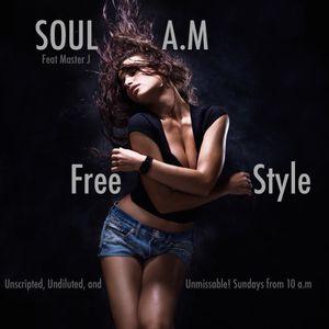 SOUL A:M Pres FREE-STYLE JAN WK1