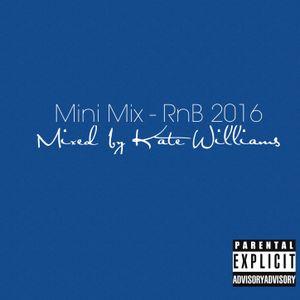 Mini Mix - RnB 2016