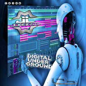 Johnny L -  Digital Underground Episode 117 On AH FM Hosted By Johnny L 19th June 2019