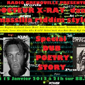 Massilia Riddim Style special Dub Poetry (part1 & part2)