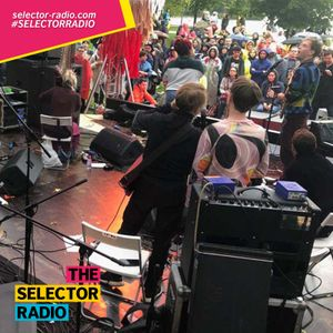 The Selector w/ Selector Live Showcase at Afisha Picnic Festival & Mo