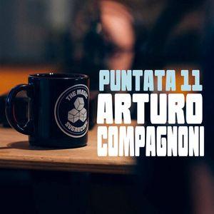 THE MAGIC SUGARCUBE PUNTATA|11| 13/04/2017 (feat. Arturo Compagnoni)