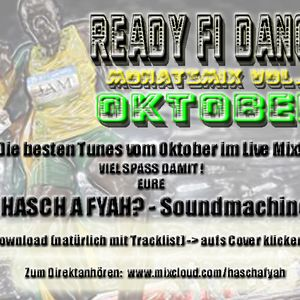 Ready fi Dance? Vol.9 OKTOBER Tunes