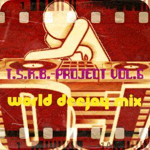 T.S.K.B.-Project Vol.6 World Deejay Mix