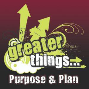 Purpose & Plan - Audio