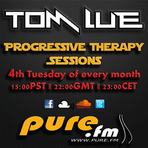 Tom Lue - Progressive Therapy Sessions 034 [June 25 2013] on Pure.FM