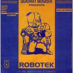 Vital - Robotek live