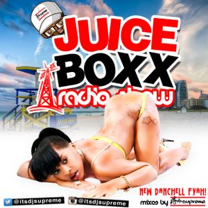 Juice Boxx Radio on RTC 107.7 FM Dancehall Mix