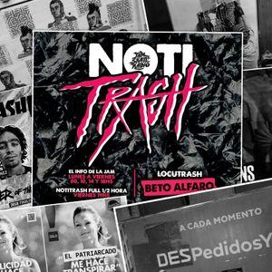 "NOTITRASH FULL #39  ""Arte/ Activismo callejero""  30/11/18"