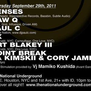 Automatic, NYC's Art Blakey III Live @ One Love 9-29-2011
