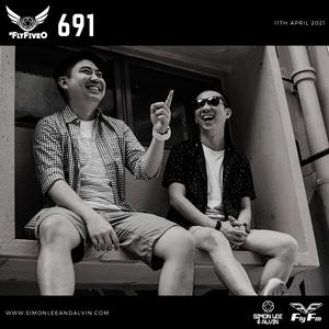 Simon Lee & Alvin - Fly Fm #FlyFiveO 691 (11.04.21)