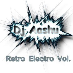 Dj Aashu Retro Electro Mix Vol. 2