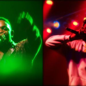 Kendrick Lamar + Joey Badass