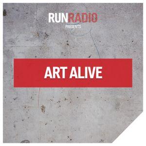 RUN DBN & PYRO Records present: RUN RADIO #014 by Art Alive