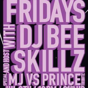 Fresh Fridays (7.8.11) w/ DJ Bee & Skillz