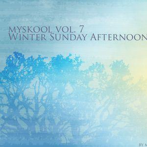 Myskool Vol.7  Winter Sunday Afternoon