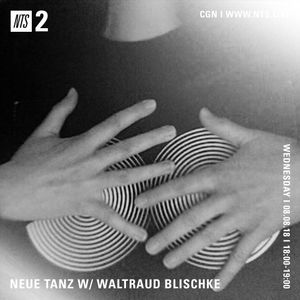Neue Tanz w/ Waltraud Blischke - 8th August 2018