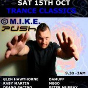 Mulgrew @ The Warehouse, Belfast  [15-10-2011]