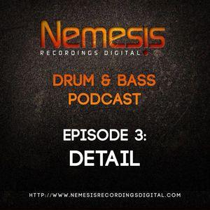 Nemesis Recordings Digital Podcast - Episode 3 - Detail