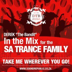 SAtrancefamily Special Guest Set - Derek The Bandit