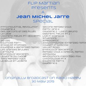 Jean Michel Jarre - Rarities and Favourites