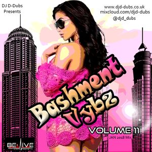 Bashment Vybz Mixed By DJ D-Dubs