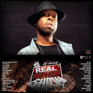 DJ MODESTY - THE REAL HIP HOP SHOW N°274